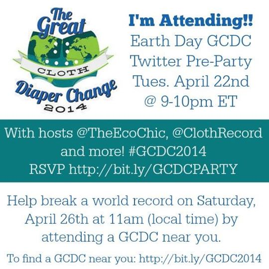 twitter party, gcdc
