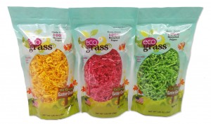 eco grass, easter