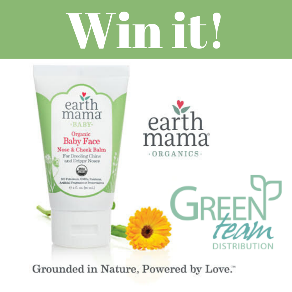 Green Team Earth mama January Giveaway